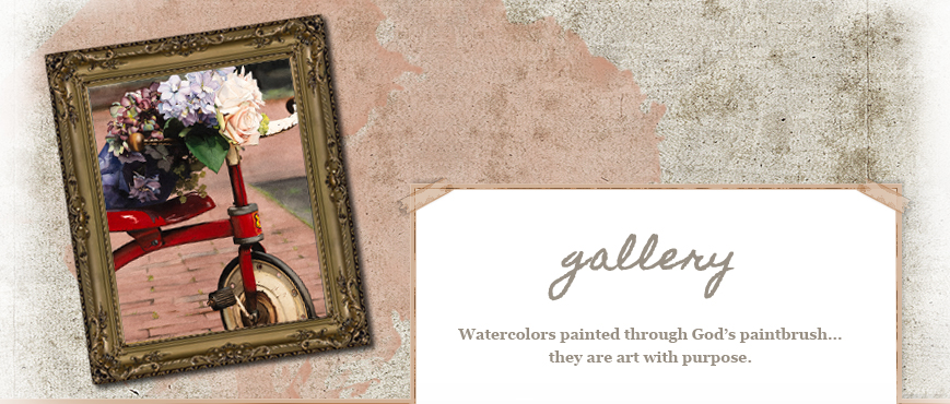 Watercolor Gallery www.hispaintbrush.com