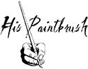 His Paintbrush