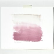 "Release #12: ""The Purity of Watercolor"""